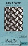 Easy Charms Quilt Pattern TINY129