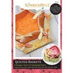 kimberbell Quilted Baskets Machine Embroidery CD kd553