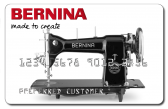 Apply for Bernina Credit