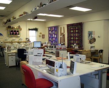Gloversville Sewing Machines