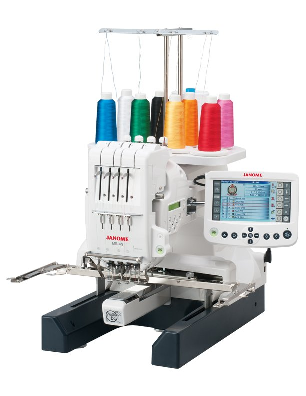 JANOME MB-4S EMBROIDERY