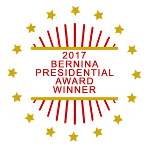 2017 Bernina Presidential Award Winner