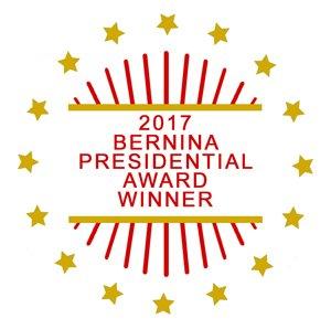 2017 Bernina Presidential Award Winner