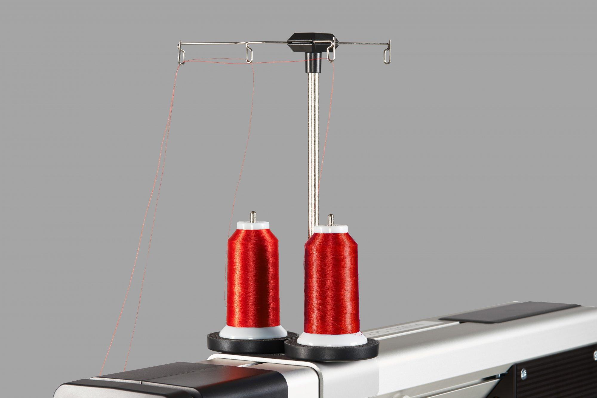 Vertical Spool Holder Q Longarm