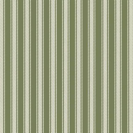 41725-4 45'' Windham Fabrics Green Ticking Stripe Flannel