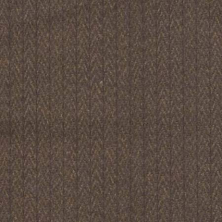 18124-A 45'' Maywood Studios Brown Stitched Herringbone Woolies Flannel