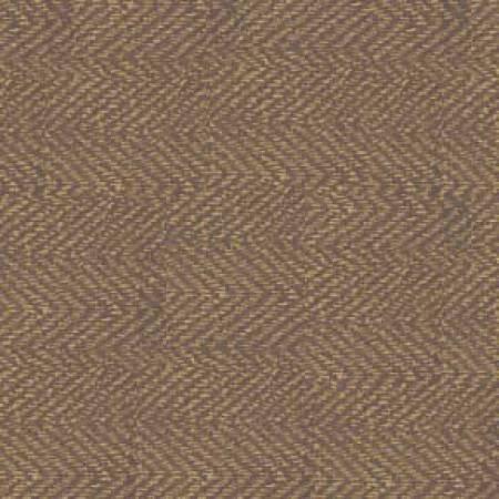 1841-A 45'' Maywood Studios Deep Brown Herringbone Woolies Flannel