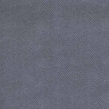 1841-N2 45'' Maywood Studios Medium Blue Herringbone Woolies Flannel