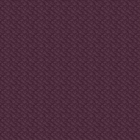 18505-V 45'' Maywood Studios Plum Poodle Boucle Woolies Flannel