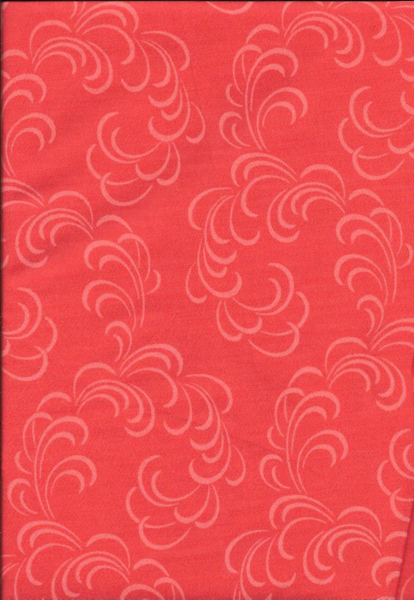 39512-5 108'' Windham Fabrics Salmon Swirl Wide Backing