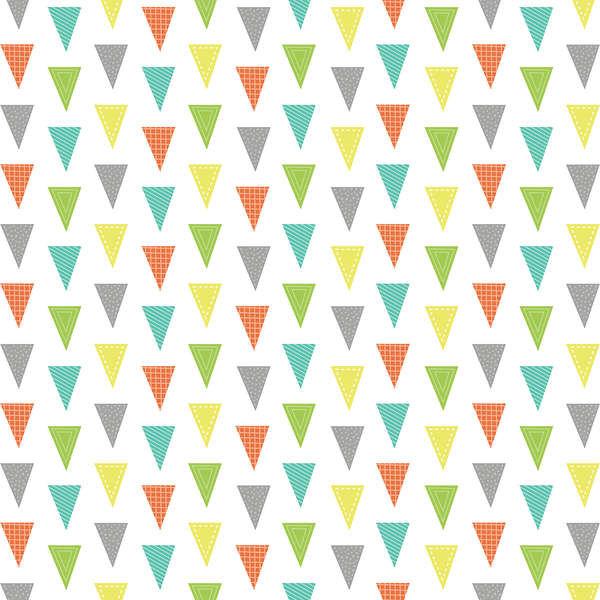 26077-158 45'' Wilmington Prints Jungle Jubilee Arrows Flannel