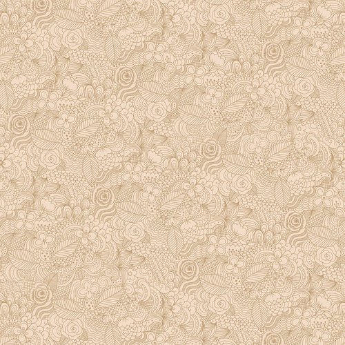 F5594-44 108'' Studio E Beige Tranquil Flannel Wide Backing