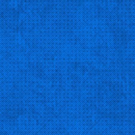 7343-444 60'' Wilmington Prints Blue Criss Cross Flannel