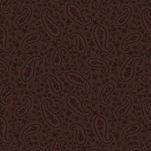 1095-39 108'' Blank Quilting Brown Mayfair Wide Backing