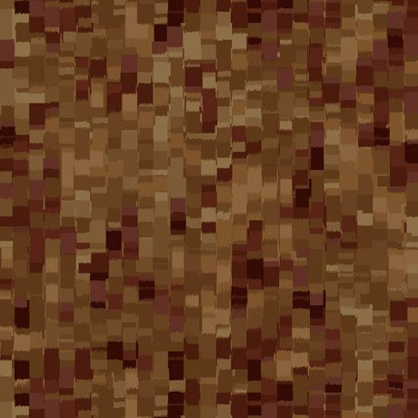 27485 -A 108'' Quilting Treasures Brown Ombre Square Wide Backing