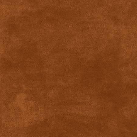 F9200M-O 45'' Maywood Studios Cedarwood Color Wash Flannel