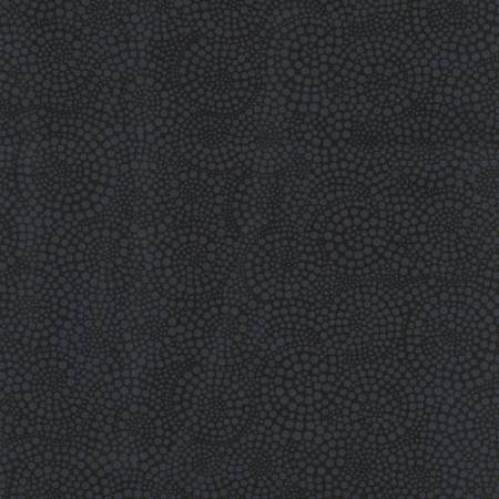 C3904-CHAR 45'' Timeless Treasures Charcoal Pop Dots