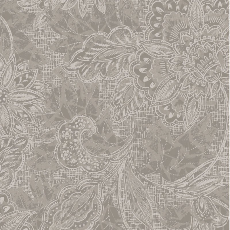18-30804 118'' Oasis Fabrics Gray Shadows Wide Backing