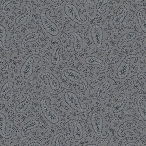 1095-95 108'' Blank Quilting Gray Mayfair Wide Backing