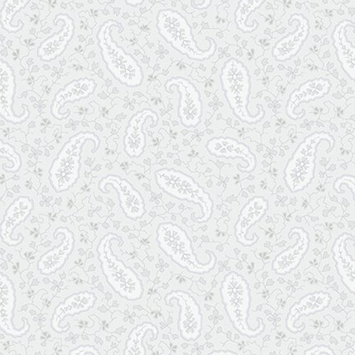 1095-90 108'' Blank Quilting Light Grey Mayfair Wide Backing