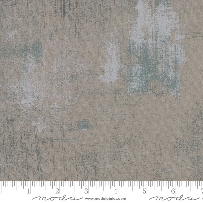 30150 163 45'' Moda Fabrics Grey Couture Grunge