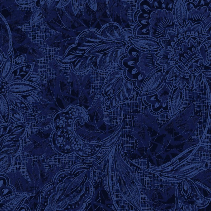 18-30806 118'' Oasis Fabrics Navy Shadows