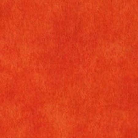 513-M15 45'' Maywood Studios Shadow Play Orange Flannel