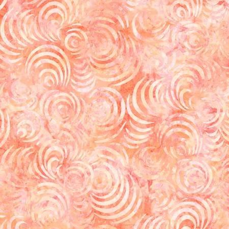 2083-803 108'' Wilmington Prints Orange Whirlpools