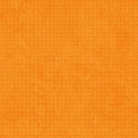 7343-885 60'' Wilmington Prints Orange Criss Cross Flannel