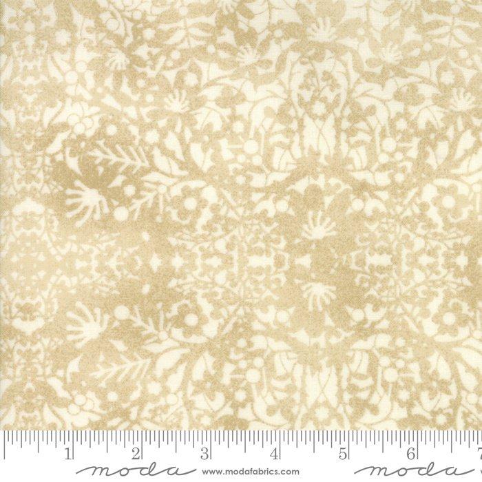 11146-11 108'' Moda Fabrics Winter Village White Paper