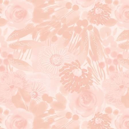 0789-0130 108'' Marcus Fabrics Pink Blushing Dots