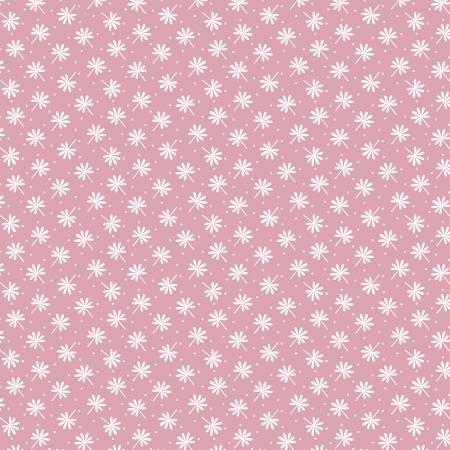 10446FB-22 45'' Benartex Dark Pink Snuggle Leaf Flannel