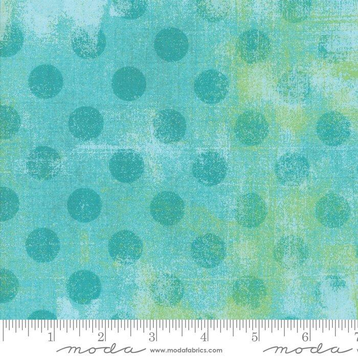 11131 30 108'' Moda Fabrics Grunge Hits Spots Pool Wide Backing
