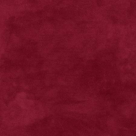F9200M-M 45'' Maywood Studios Bordeaux Color Wash Flannel