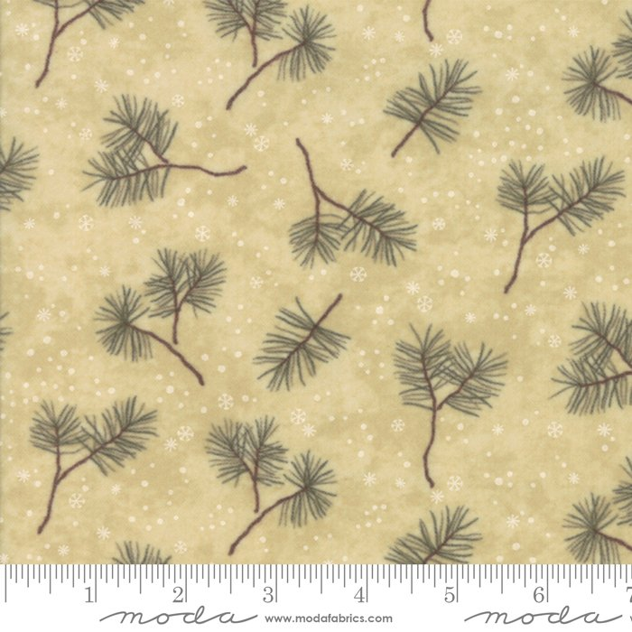 6782 16F 45'' Moda Fabrics Frosted Sand Flannel
