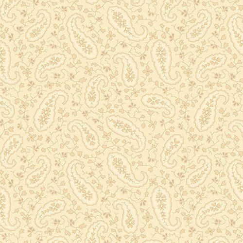 1095-44 108'' Blank Quilting Tan Mayfair Wide Backing