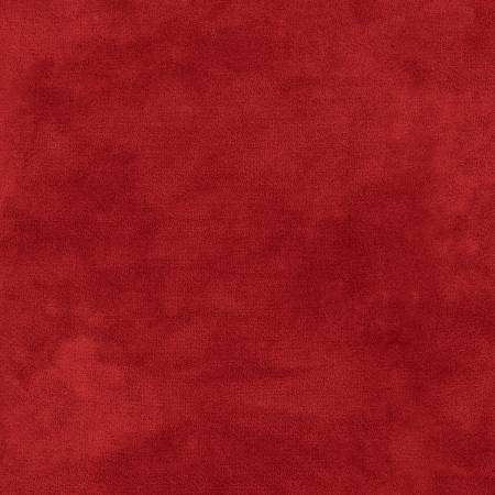 F9200M-R 45'' Maywood Studios Tomato Soup Red Color Wash Flannel