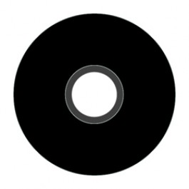 MAGNA-QUILT STYLE M/JUMBO - #11001 BLACK - JAR OF 10 BOBBINS