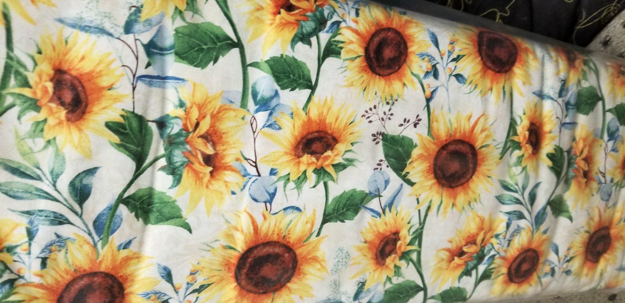 Sundance Meadow All over Sunflower
