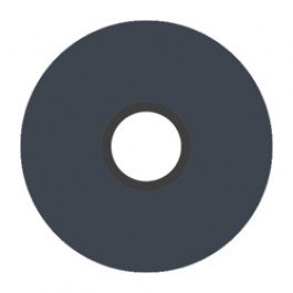 MAGNA-QUILT STYLE M/JUMBO - #1CG11 LEAD GREY - JAR OF 10 BOBBINS