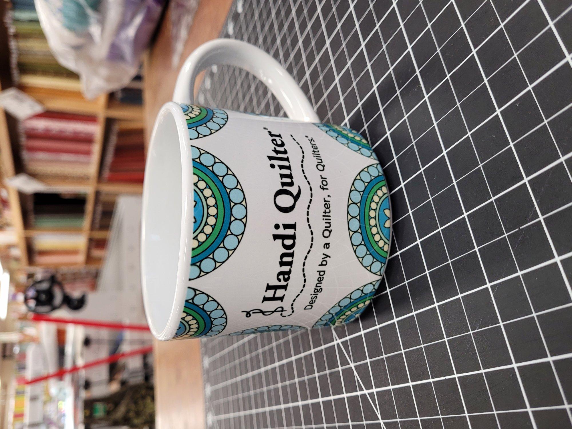 HQ Bubble Mug