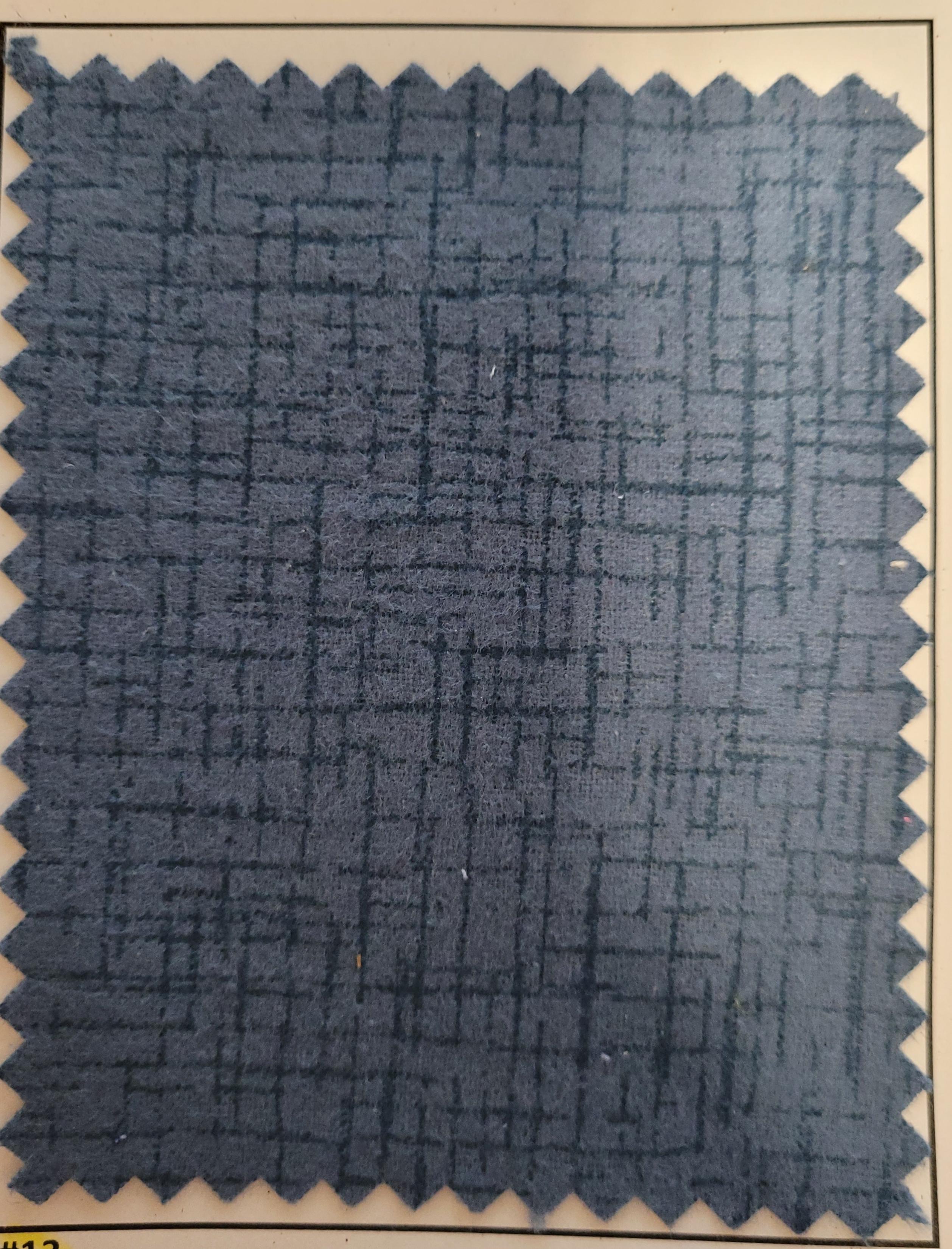 Betula Cotton flannel 109x98