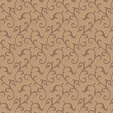 Windsor Scroll- Tan