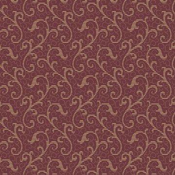 Windsor Scroll- Wine