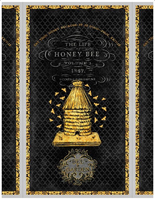 A Bee's Life- Panel 3008-96401-959