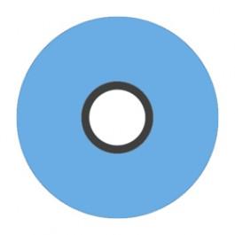 MAGNA-QUILT STYLE M/JUMBO - #30284 HAWAIIAN BLUE - JAR OF 10 BOBBINS