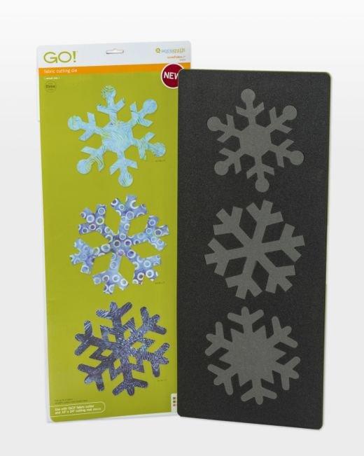 GO! Snowflakes-7
