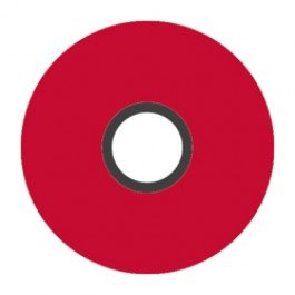 MAGNA-QUILT STYLE M/JUMBO - #90186 CANDY APPLE - JAR OF 10 BOBBINS
