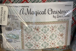 A Magical Christmas: Table Topper