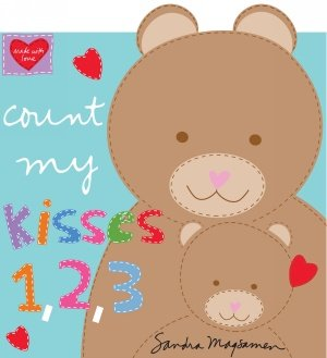 Count My Kisses Book 3365P-1